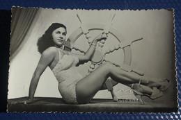 PIN-UP SEXY 1950s Photo Originale D'epoca - Fashion - Swimsuit - Cabaret - Busty -  Espana Alicante - Alicante