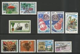 1981 - Y&T N° PA 210 à PA 219 - Neufs** (voir Les Scans) - Años Completos