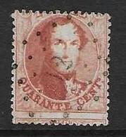 België Medaillon 40C 16B Tanding 14,5 - 1863-1864 Medallions (13/16)