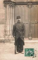 Militaire Cpa Carte Photo Soldat Du 37e Regiment Infanterie - Regiments