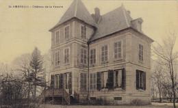 Saône-et-Loir - St-Ambreuil - Château De La Vesvre - Other Municipalities