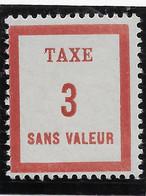 FICTIF - Taxe 3 **_C 1 - Phantomausgaben