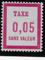 FICTIF - Taxe 10 **_C 1 - Phantomausgaben