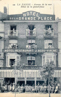 Belgique - La Panne - Hôtel De La Grand'Place - De Panne