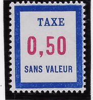 FICTIF - Taxe 20 **_C 1 - Phantomausgaben