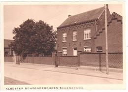 Scherpenheuvel-Klooster Schoonderbuken. - Scherpenheuvel-Zichem