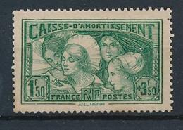 P-414: FRANCE: Lot  Avec NEUFS SANS GOMME N°269 - Ungebraucht