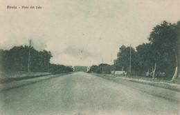 Cartolina Di Avola ( Siracusa ) Viale Del Lido - Siracusa