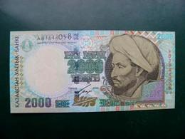 Unc Banknote Kazakhstan 2000  Tenge P-23 Mausoleum - Kasachstan