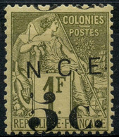Nouvelle Caledonie (1883) N 10 (charniere) - Neufs