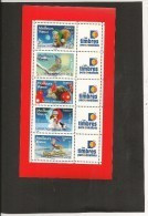 FEUILLE   FR 4120 A - Gepersonaliseerde Postzegels