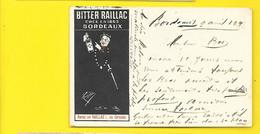 """BORDEAUX Rare Pub """"BITTER RAILLAC"""" () Gironde (33) - Bordeaux"""