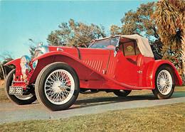 Automobiles - Voitures De Tourisme - Lagonda 1935 - Carte Neuve - CPM - Voir Scans Recto-Verso - Turismo