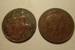 1912 - France - 5 CENTIMES, Dupuis, KM 842, Gad 165 - C. 5 Centesimi