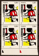 2018  Blocs De 4  N° 5259   Neufs**  (faciale: 5.20€) - Ungebraucht