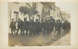 SAINT YRIEX-5 Cartes Photo-congrès De L'arbre Et De L'eau 24/09/1911 - Saint Yrieix La Perche