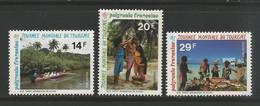 1995 - Y&T N° 480A 480B 480C - Neufs** (voir Les Scans) - Unused Stamps