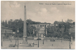 2c.894.  ROMA - Piazza Del Popolo... - Ediz. Brunner - Panoramic Views