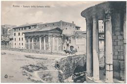 2c.897.  ROMA - Tempio Della Fortuna Virile - Ediz. Brunner - Panoramic Views
