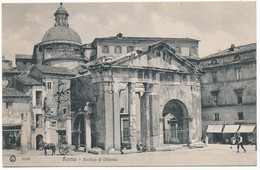 2c.898.  ROMA - Portico D'Ottavia - Ediz. Brunner - Panoramic Views