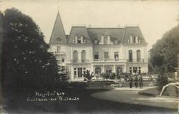 SAINT YRIEX-carte Photo Château Des Pénitents -hôpital 204 - Saint Yrieix La Perche