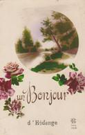Bonjour D' Hédenge , ,(Autre Eglise , Huppaye , Ramillies , Jodoigne),  ( RARE ) - Ramillies
