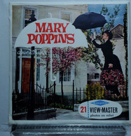 VIEW MASTER  :   B 376   MARY POPPINS   : POCHETTE DE  3 DISQUES - Stereoskope - Stereobetrachter