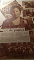 IL SECOLO ILLUSTRATO 1934 LE CASE POPOLARI DELLA GARBATELLA A ROMA - Sin Clasificación