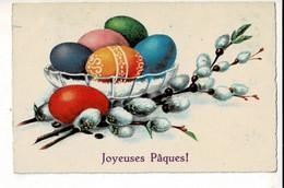 56628 - Joyeuses Paques - Oeufs  - Eieren - Easter