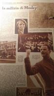 IL SECOLO ILLUSTRATO 1934 PARTITO FASCISTA INGLESE MOSLEY LE BELLE DONNE DEL VARIETA' ANTEGUERRA - Sin Clasificación