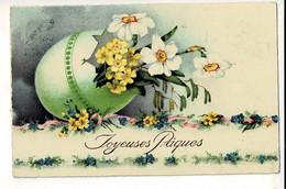 56630 - Joyeuses Paques - Oeufs  - Eieren - Easter
