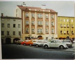 Freistadt VW Käfer Vor Rathaus, Original Foto 1981 (45857) - Andere