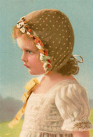 DC576 - Schöne Motivkarte Kleines Mädchen - Retratos