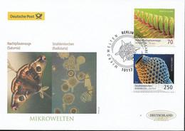 2016 Germany  Deutschland  Mi. 3246-7  FDC  Mikrowelten - FDC: Enveloppes
