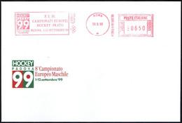 FIELD HOCKEY - ITALIA ROMA 1999 - METER / EMA C.O.N.I. - FIH - HOCKEY PADOVA '99 - CAMPIONATI EUROPEI HOCKEY PRATO - Hockey (Field)