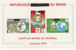 2009  BENIN - Football - Zonder Classificatie