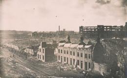 59) LILLE - Carte-Photo : Après L'explosion De Janvier 1916 - Guerre De 1914/18  1.WK - WW1 (C) - Lille
