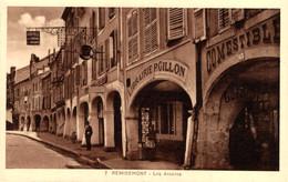 88 REMIREMONT  Les Arcades - Remiremont