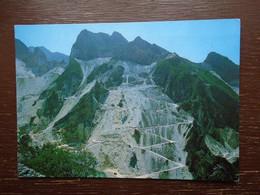 Italie , Carrara , Cave Di Marmo - Carrara