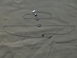 Occasion - Collier Et Bracelet Agatha Sterling Silver - Necklaces/Chains