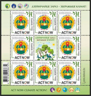 Belarus 2020 - Act Now Climate Action. United Nations UNO ONU VN Bielorussia/Biélorussie/Wit-Rusland/Weißrussland - UNO