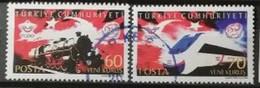 Turquie 2006 / Yvert N°3267-3268 / Used - Gebruikt