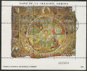 1980-ED. 2591 H.B. -ARTE ROMÁNICO.TAPIZ DE LA CREACIÓN, GERONA-USADO- - Blocks & Sheetlets & Panes