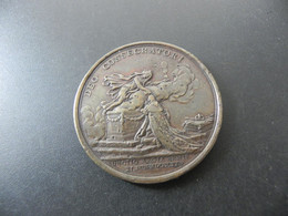 Medaille France Louis XVI, Sacre à Reims Le 11 Juin 1775 - Non Classés