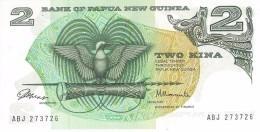 Papua New Guinea (BPNG) 2 Kina ND (1975) UNC Cat No. P-1 / PG101a - Papua New Guinea