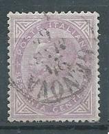 Italie YT N°20 Victor-Emmanuel II Oblitéré ° - Usati