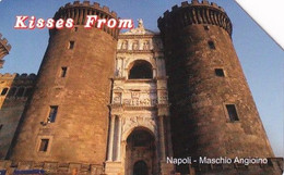 ITALY - Maschio Angioino/Napoli, Exp.date 31/12/03, Used - Öff. Werbe-TK