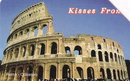 ITALY - Colosseo/Roma, Exp.date 31/12/03, Used - Öff. Werbe-TK