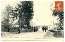 60250 ANGY - Lot De 2 CPA MB Oise - Voir Détails Dans La Description - Sonstige Gemeinden