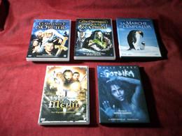 LOT DE 5 DVD   POUR 10 EUROS ( Lot  320  ) - Collections & Sets